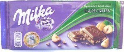 Milka Hazelnut - Product - en