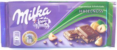 Milka Hazelnut - Product