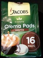 Crema Pads kräftig - Produkt