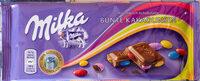 Milka Bunte Kakaolinsen - Produit - de