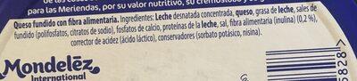 El caserio - Ingredients