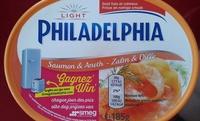 Philadelphia Light Saumon & Aneth (10% MG) - Produit