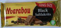 Black Saltlakrits - Product