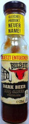 Dark Beer BBQ Sauce Dunkelbier - Product