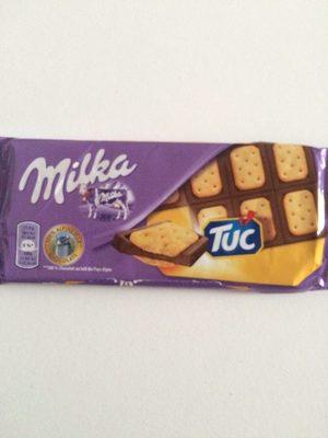 Chocolat au lait avec tuc - Product