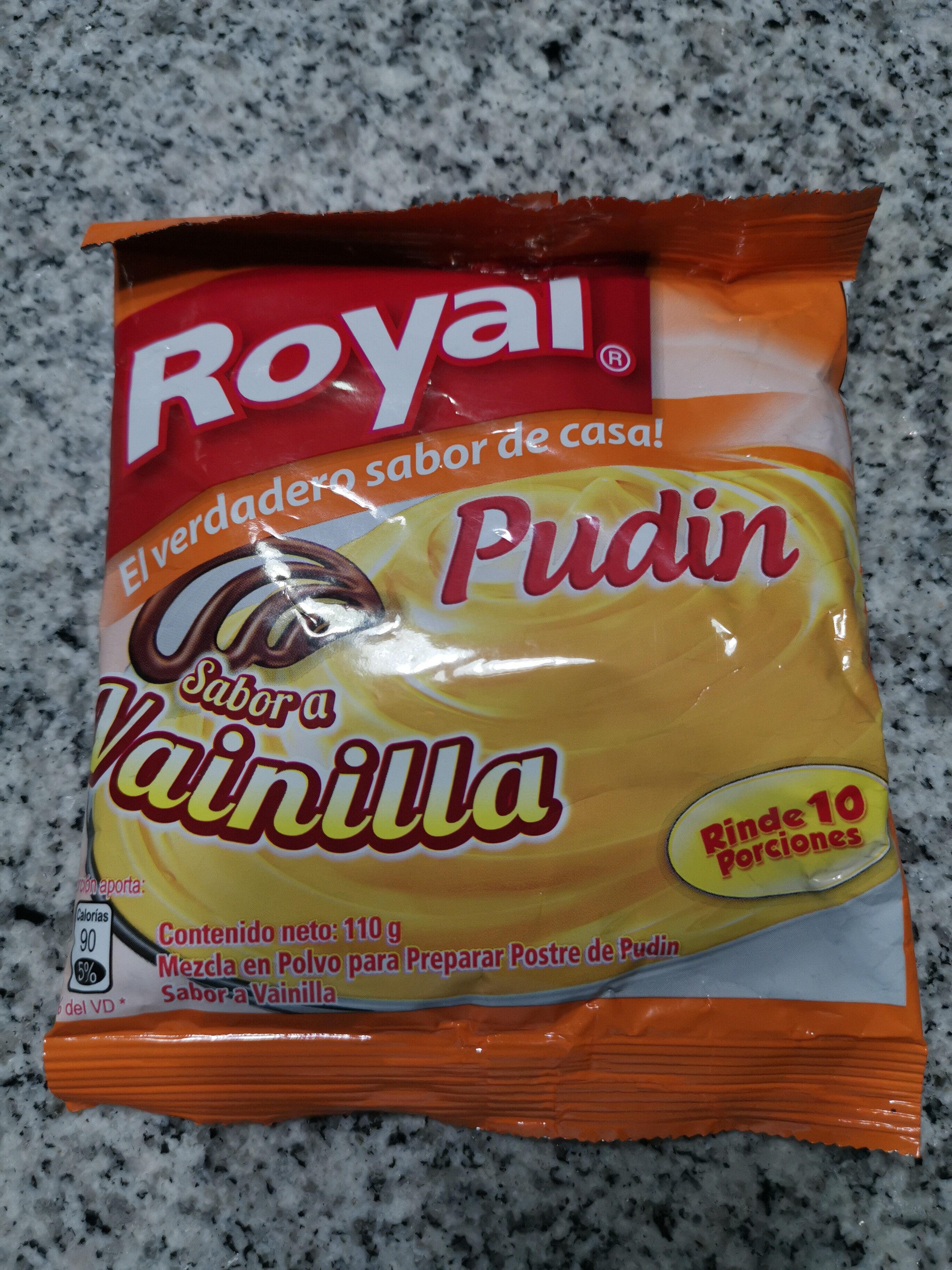 Pudin sabor a Vainilla - Product - es