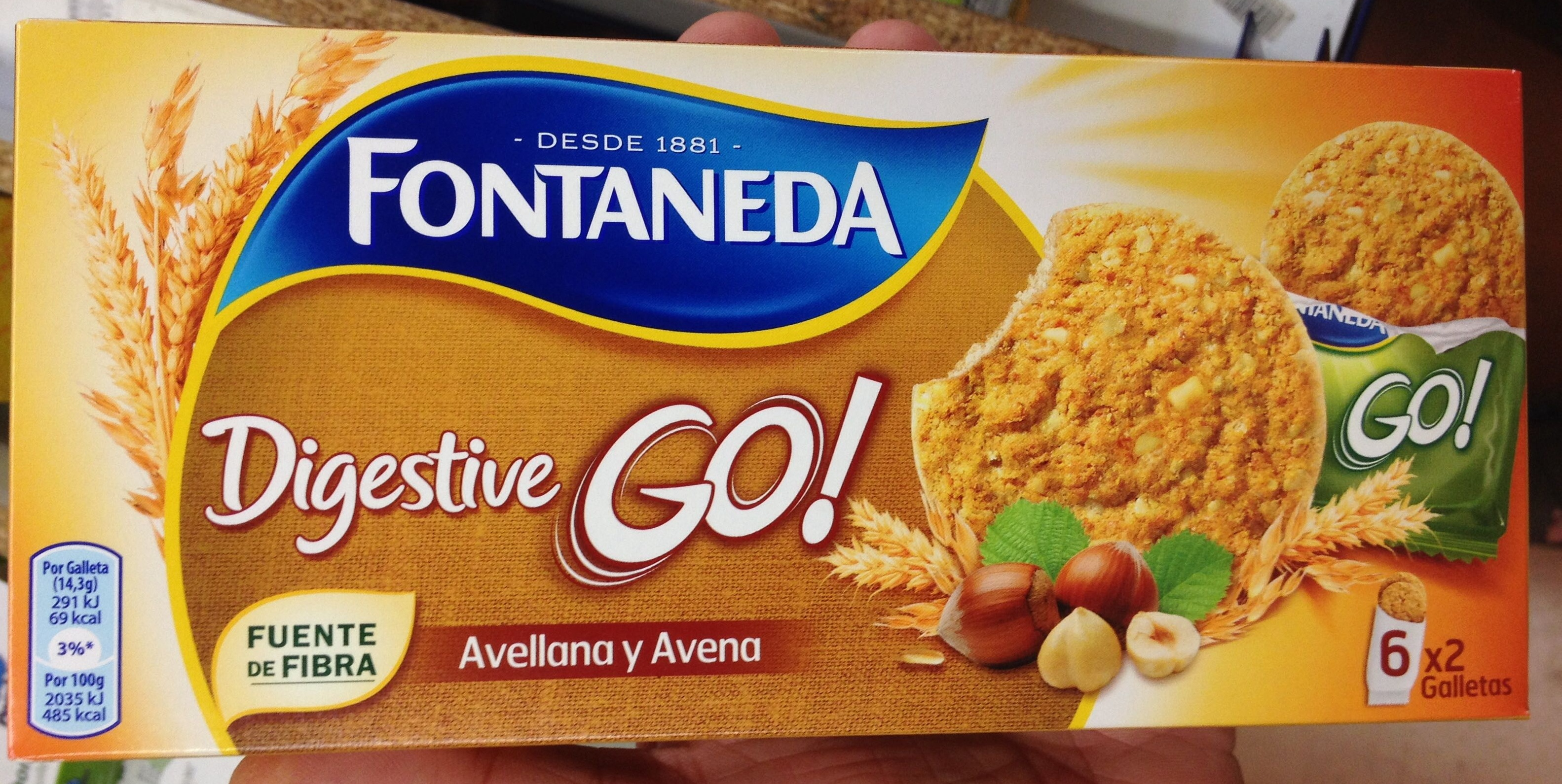 Digestive Go! - Product - fr