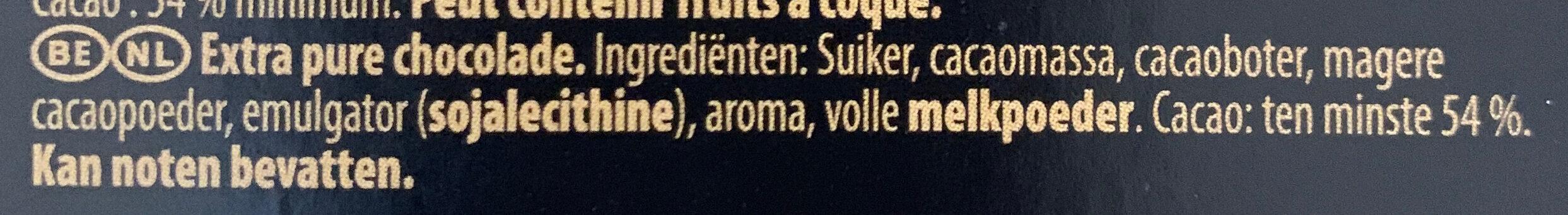 Noir de noir - Ingrediënten - nl