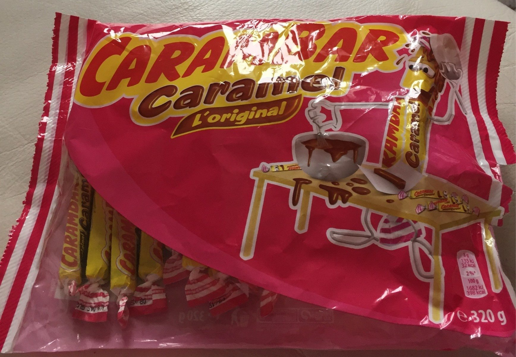 Carambar Caramel L'original - Product