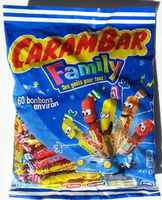 Carambar candy fruit - Product