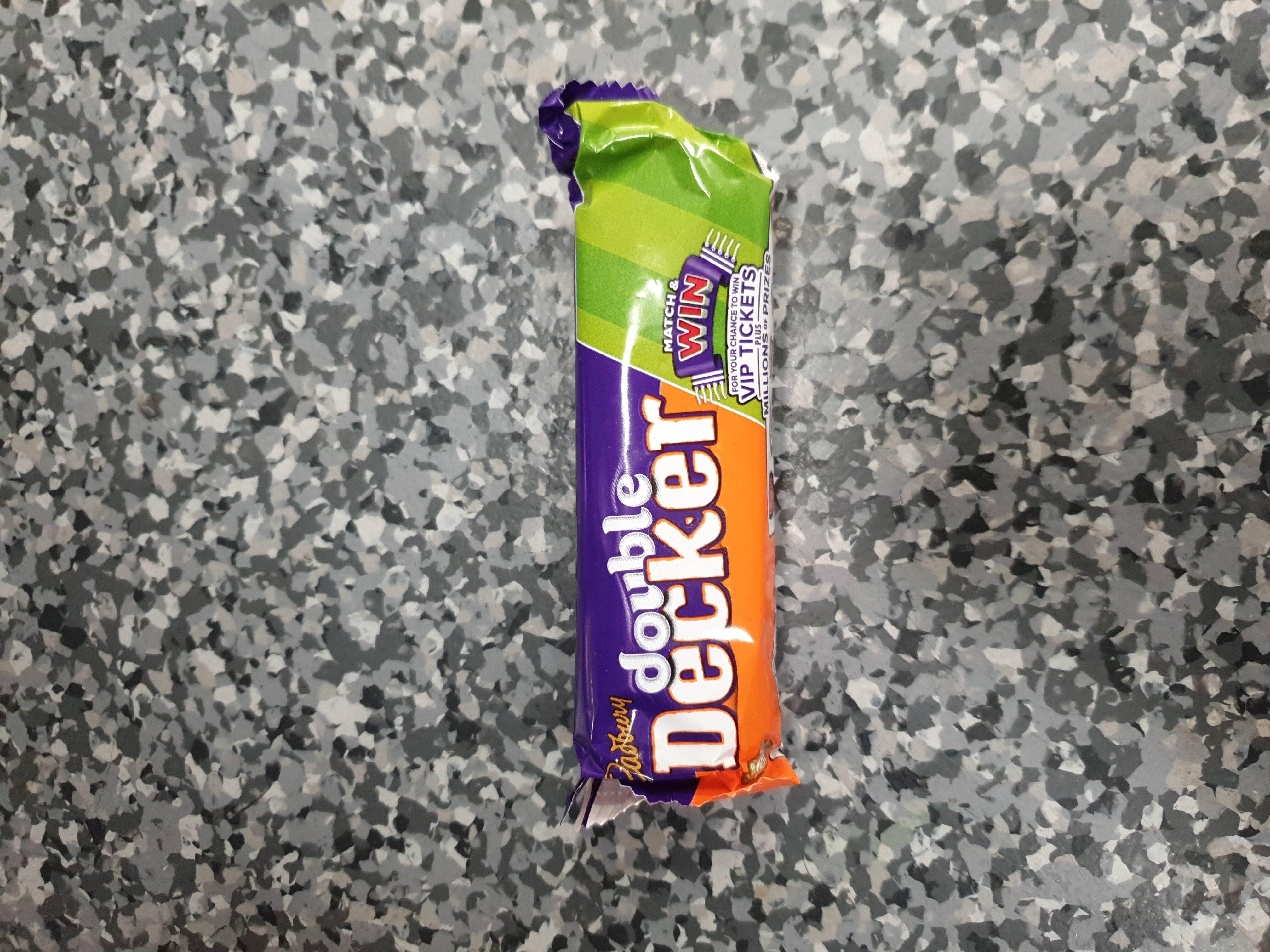 Cadbury double decker chocolate bar - Produit - en