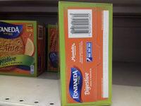 Galletas Digestive Soja y Naranja - Produit