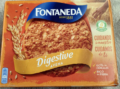 Digestive Avena - Produit - es