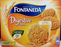 Galletas Digestive Avena - Product
