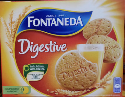 Galletas Digestive - Product
