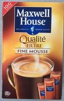 Qualité filtre Fine mousse - Product