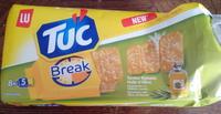 Tuc Break saveur Romarin Huile d'Olive - Product