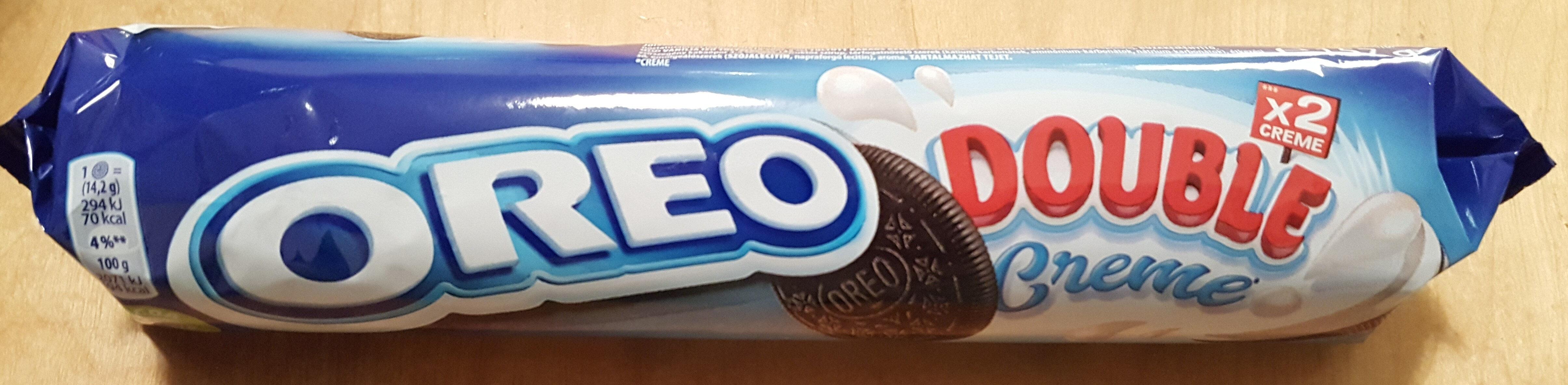 Oreo Double Cream - Produkt - de