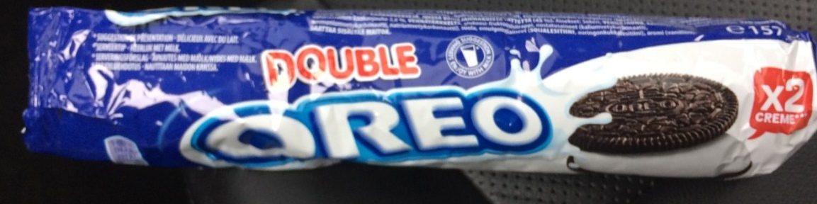 Oreo Double Cream - Produit - fr