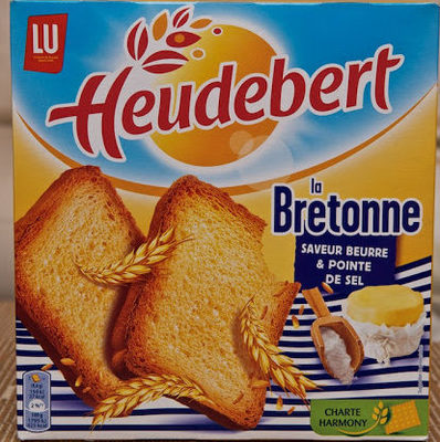 Biscottes La Bretonne - Produit - fr