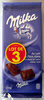 Chocolat au lait du pays alpin (Lot de 3) - Product