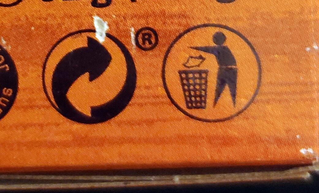 Brunch Bar Choc Chip - Istruzioni per il riciclaggio e/o informazioni sull'imballaggio - en