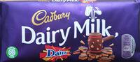 Cadbury Dairy Milk Daim 120G - Product - en