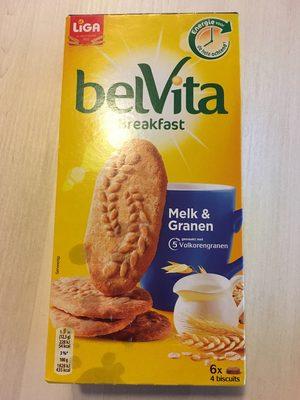 Belvita breakfast - Product - en