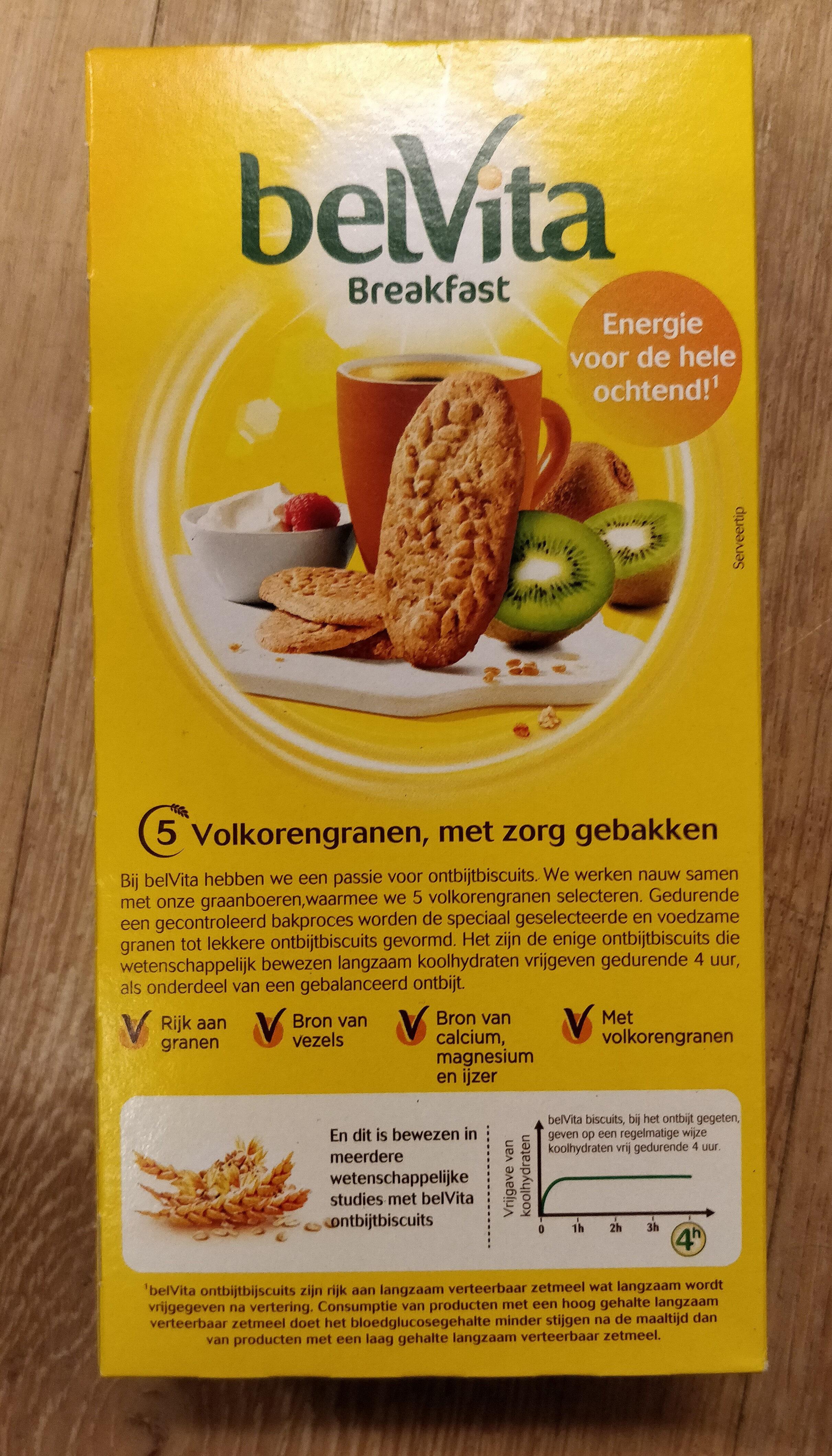 Liga belVita Breakfast - Product - nl