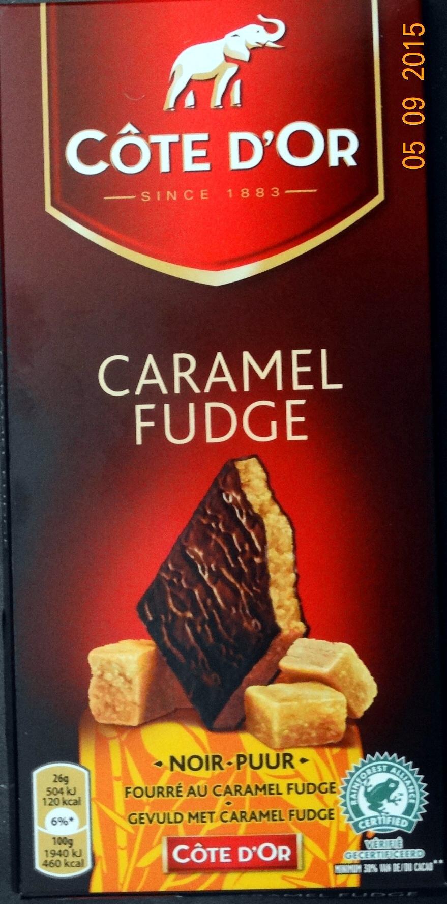 Caramel Fudge - Produit - fr