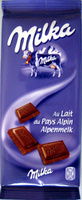 Chocolat au lait du pays alpin (Lot de 4) - Produit - fr