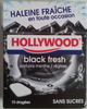 Black fresh - Produit