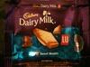 Cadbury dairy milk chocolate bar lu sweet biscuits - Product