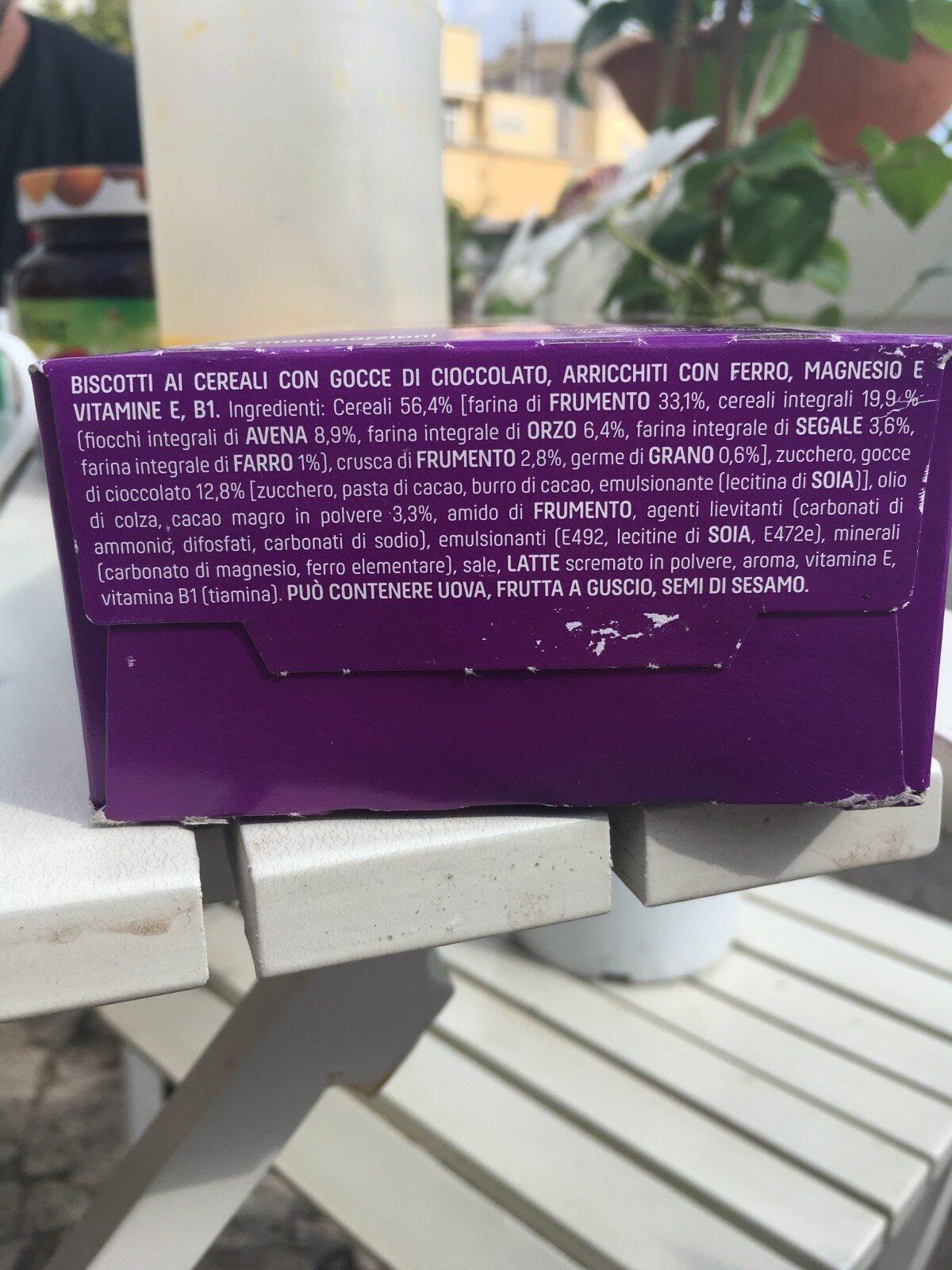Cereal Breakfast Cacao - Ingrédients - fr