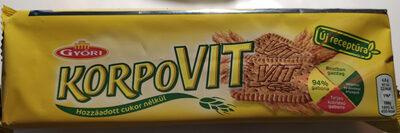 Korpovit - Produit