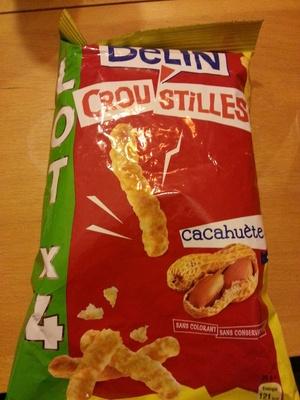 Croustilles Cacahuète - Produit - fr