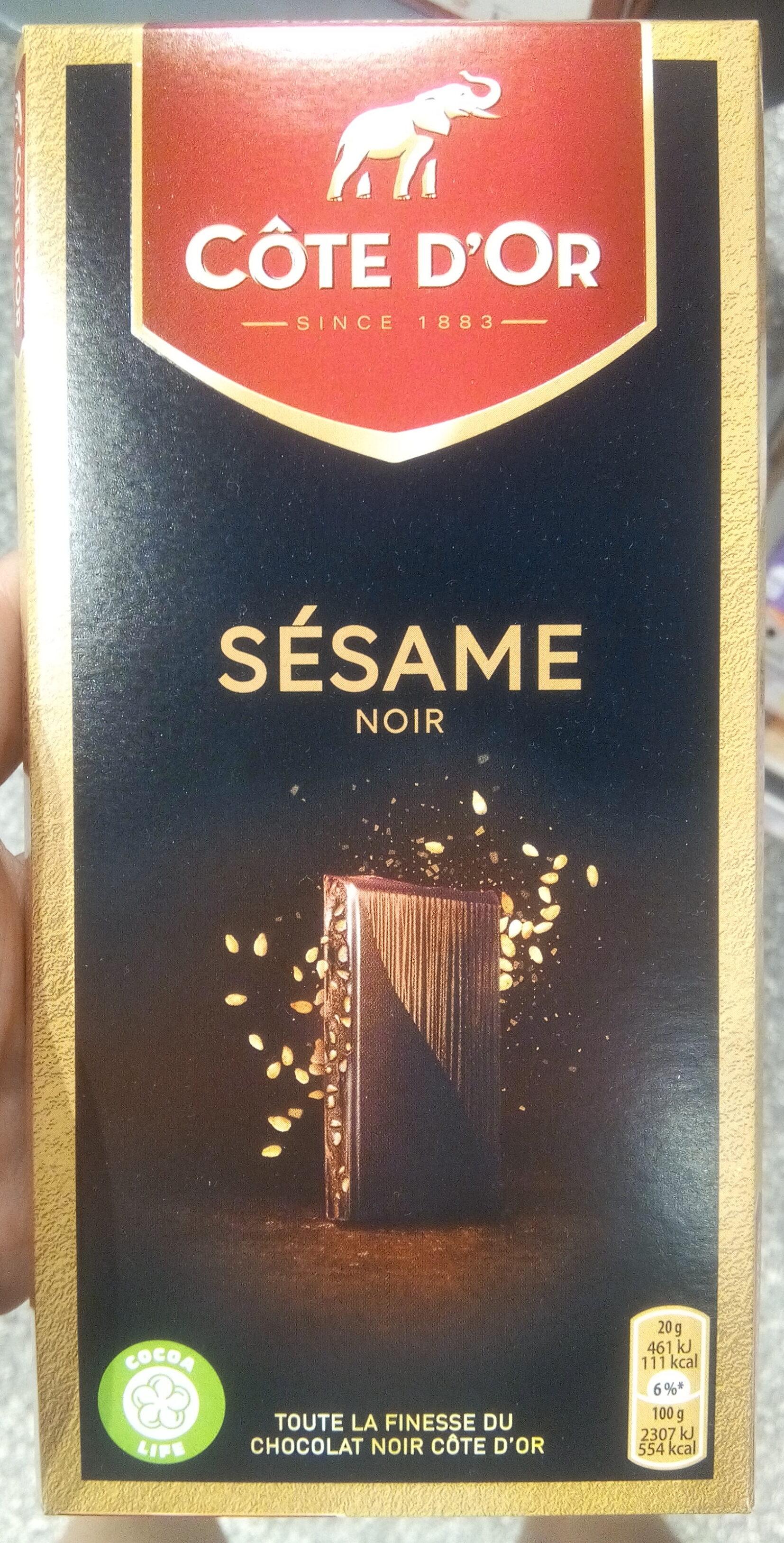 Sésame Noir - Product