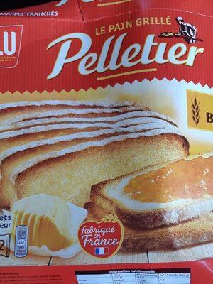 Le pain grillier - Prodotto - fr