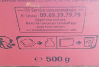Le pain grillier - Istruzioni per il riciclaggio e/o informazioni sull'imballaggio - fr