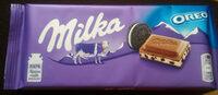 Milka Oreo - 产品 - ro