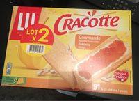 Cracotte gourmande 2 sachets fraicheur - Product