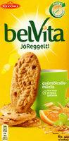 belVita JóReggelt! Gyümölcsös-müzlis - Product - en