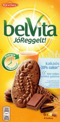 belVita JóReggelt! Kakaós -30% cukor - Product - en