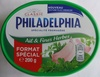 Classic Philadelphia Ail & Fines Herbes (20 % MG) - Format Spécial - Product