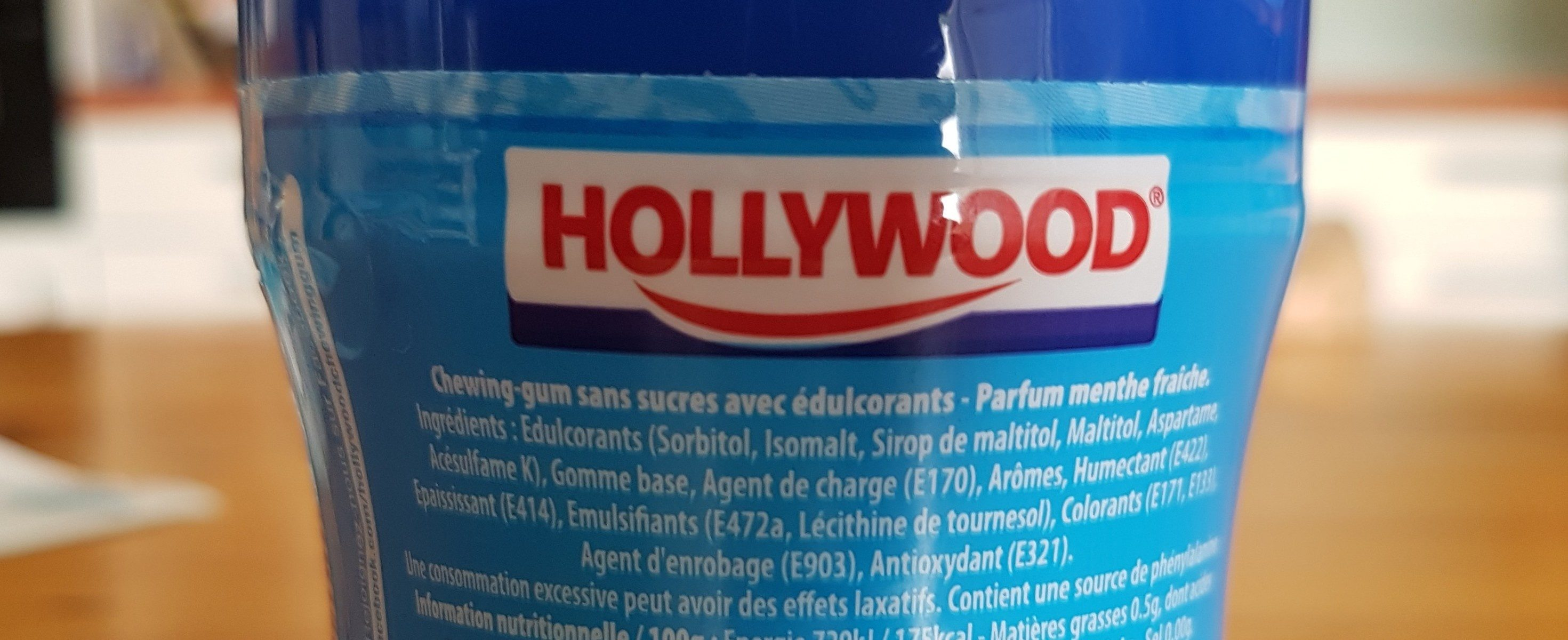 Ice Fresh parfum menthe fraîche - Ingrédients