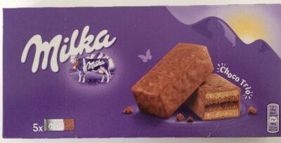 Milka Choco Trio - Produit - de