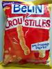 Belin Croustilles goût fromage paprika - Produit