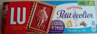 Véritable Petit écolier Chocolat au lait - Produit