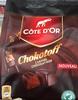 Chokotoff caramel chocolat noir - Produit
