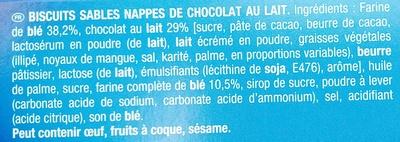 Granola L'Original - Ingredients - fr